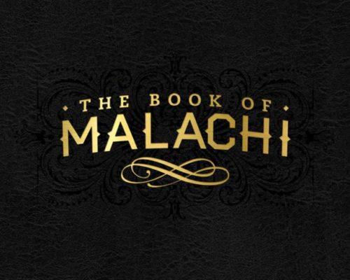 Malachi 4vs1-6 devotional 8