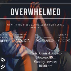 Overwhelmed: Stress